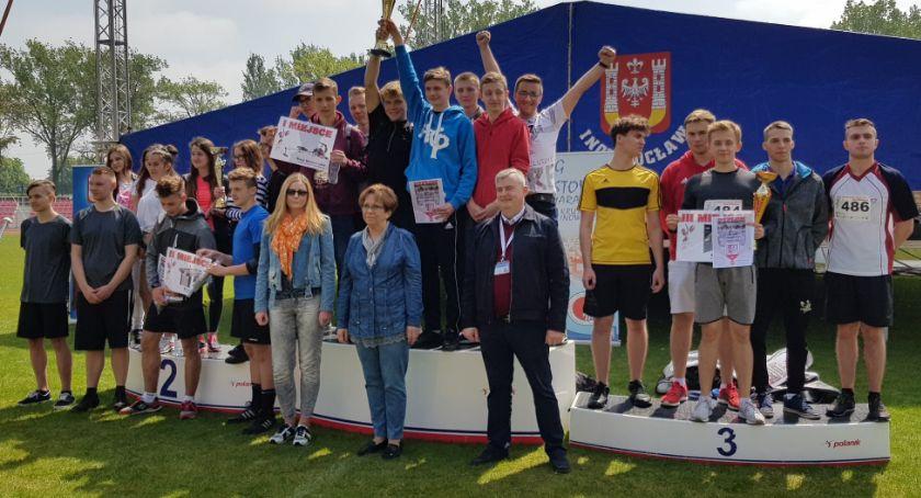 Piastowski Festiwal Biegowy – drużyna Mechana najlepsza