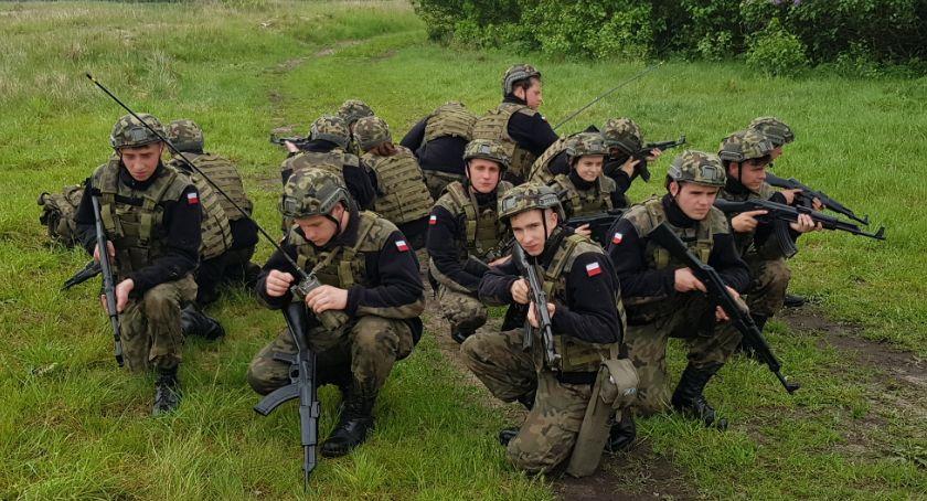 Zakończył się obóz szkoleniowy kadetów ZSP Kościelec