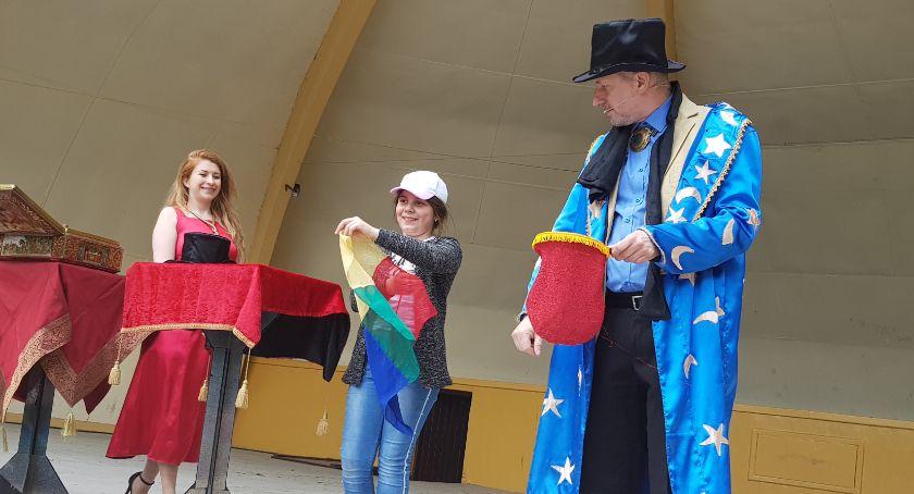 Charytatywny festyn w Solankach