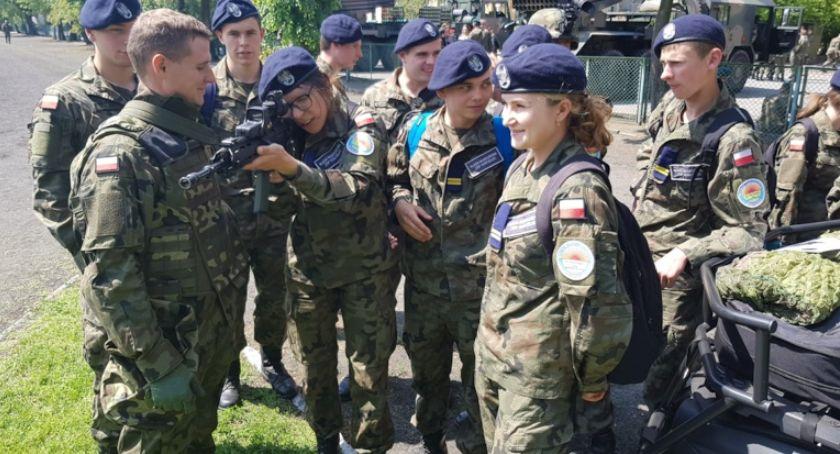 Certyfikowani kadeci szkolili się w Toruniu