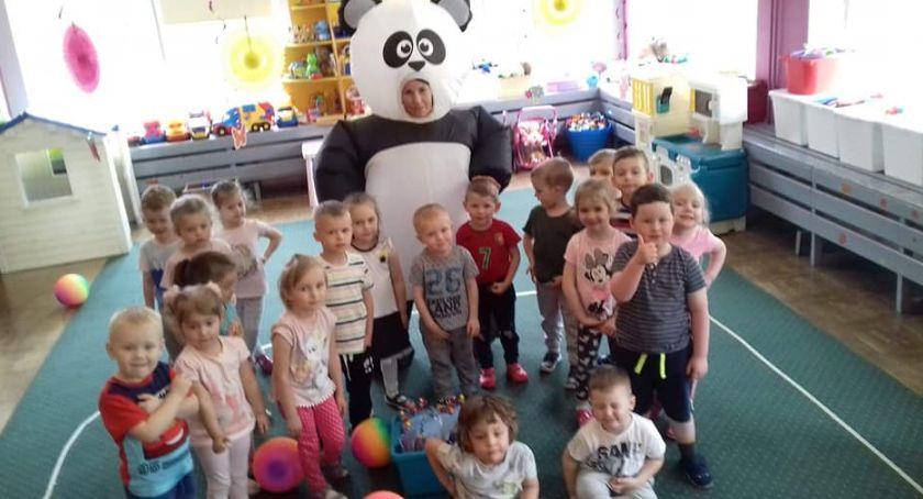 Dzień Dziecka w Przedszkolu nr 20 Kujawskie dzieci