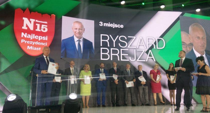 Najlepsi prezydenci – Ryszard Brejza ponownie na podium