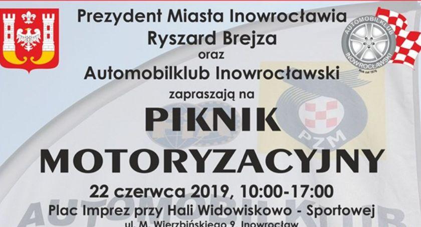 Wkrótce Motoryzacyjne Święto w Inowrocławiu