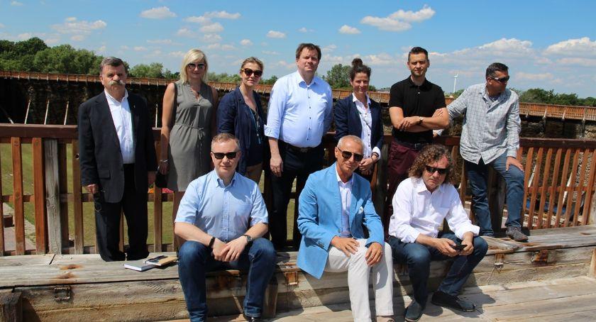 Delegacja z Sopotu zwiedzała Solanki