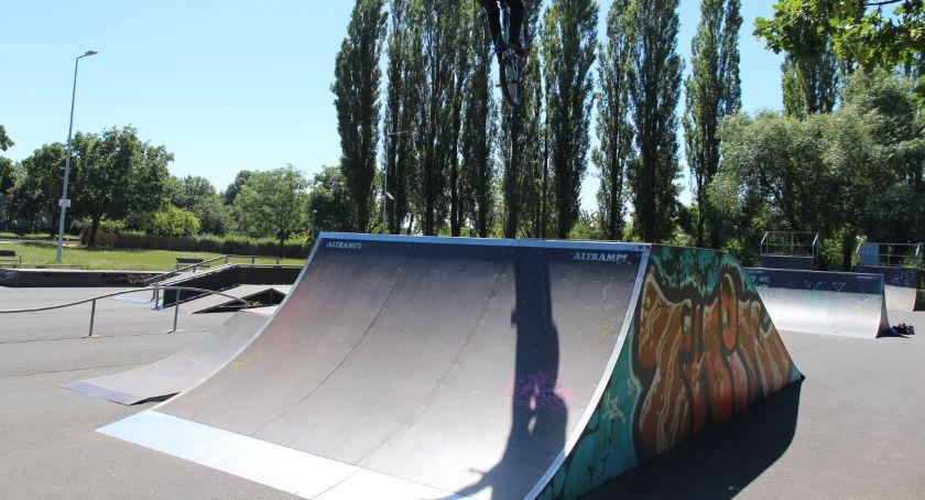 Nowość w skate parku