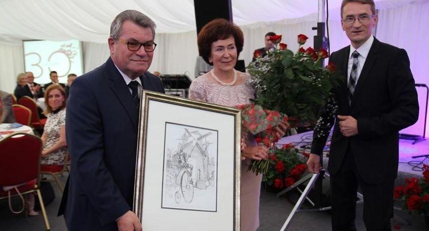 Tadeusz Chęsy Honorowym Obywatelem Miasta Inowrocławia