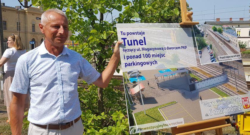 Wkrótce ruszy budowa tunelu przy dworcu PKP