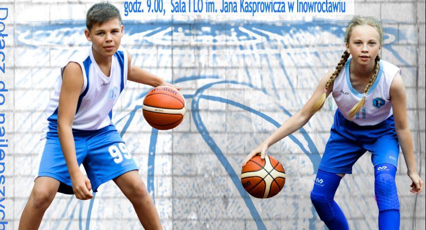 Koszykówka, Chcesz nauczyć grać kosza - zdjęcie, fotografia
