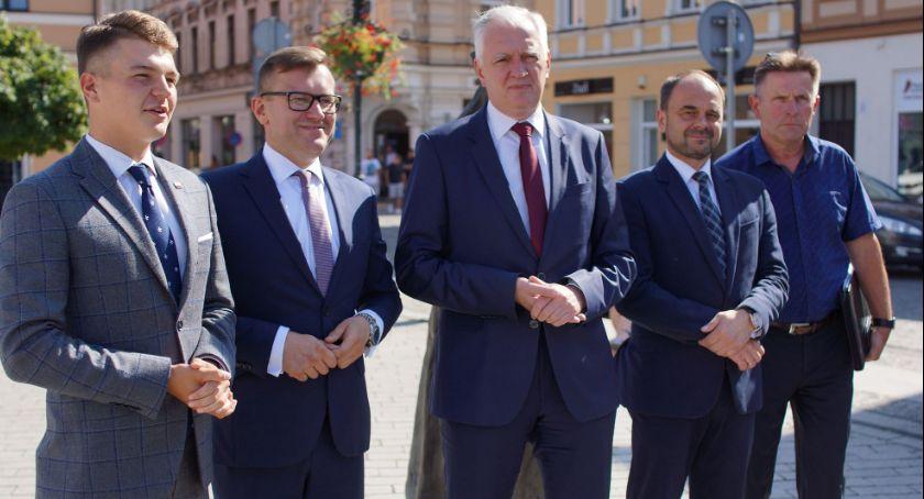 Gowin: Wroński powinien być reprezentantem Inowrocławia w Sejmie