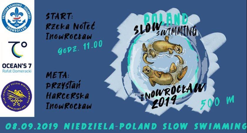 Poland Slow Swimming w Inowrocławiu