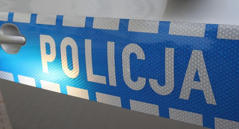 Policja poszukuje świadków zdarzeń
