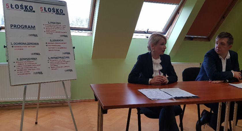 Magdalena Łośko zaprezentowała swój program