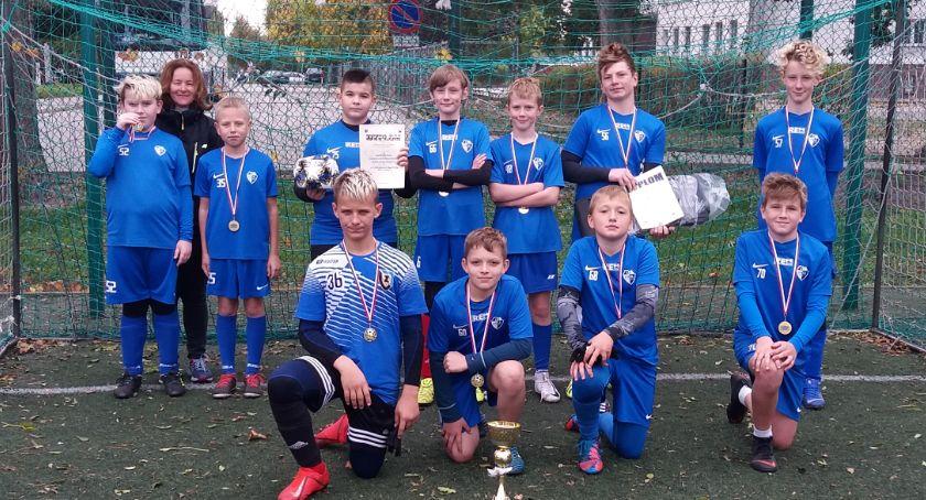 SP Janikowo -najlepsze wśród najmłodszych adeptów piłki nożnej