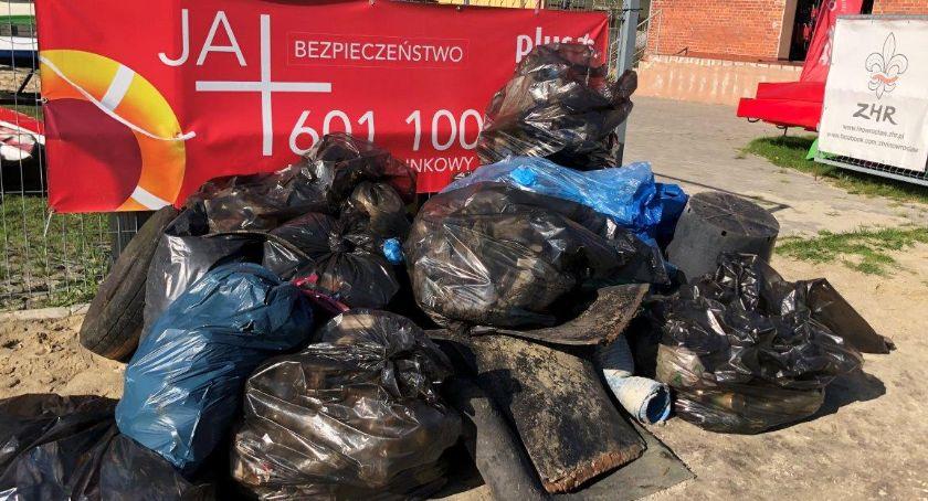 …tak upłynął weekend na Przystani Kajakowo-Żeglarskiej ZHR!