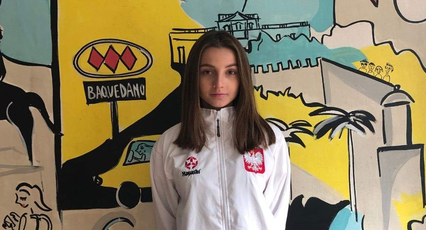 Maria Kerner rywalizuje w Santiago/Chile