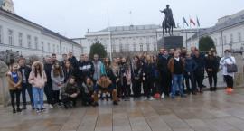 Listopadowy dzień w Warszawie
