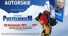 Himalaista i alpinista na nizinach - Piotr Pustelnik wyprawia się do Inowrocławia