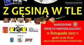 """Festyn Rodzinny """"Z gęsiną w tle"""" 2017 - zapraszamy 11 listopada"""