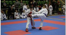 Karatecy walczyli o medale w w HWS