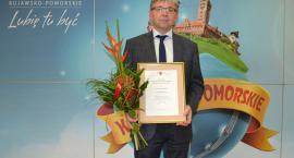 Waldemar Wąśniewski nagrodzony