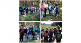 Lekcje w terenie uczniów SP nr 6 W Inowrocławiu