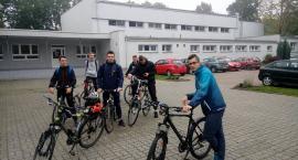 Cykliści z