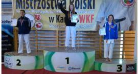Cztery medale na Mistrzostwach Polski w karate WKF