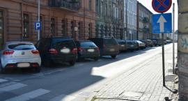 Zakaz wjazdu ciężarówek w ul. Grabskiego