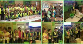 Uczniowie SP 6 na zajęciach ekologicznych w firmie Plast - Mar