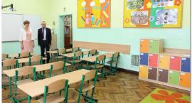 Prezydent odwiedził szkoły podstawowe
