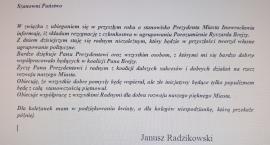 Janusz Radzikowski opuszcza koalicję