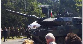 Obchody święta wojska w Myślęcinku