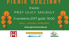 Piknik Rodzinny na os. Piastowskim