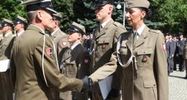 Wojsko świętowało w Parku Solankowym