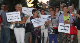 Protestowali w obronie niezależności sądów