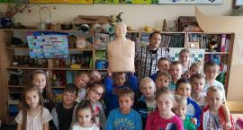 I pomoc w Szkole Podstawowej w Orłowie
