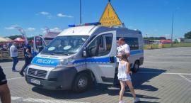 Policyjny APRD był atrakcją festynu