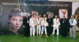 Medale inowrocławian podczas Mistrzostw Polski w Sztukach Walki
