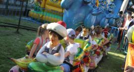 Dzieci bawiły się na festynie w Muzycznej Krainie