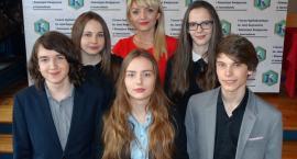 Sukcesy biologiczne uczniów Gimnazjum Dwujęzycznego