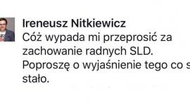 Politycy SLD przepraszają za radnego Kieraja