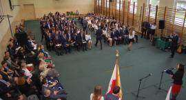 Pożegnano maturzystów w ZSP nr 1 im. Jana Pawła II