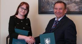 Powiat nawiązał współpracę z Wyższą Szkołą Gospodarki