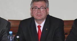 Oświadczenie Przewodniczącego Rady Miejskiej Tomasza Marcinkowskiego
