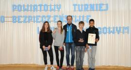 SP 16 zajęła trzecie miejsce w Turnieju Powiatowym