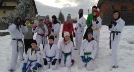 Karatecy szlifowali formę w Tatrach