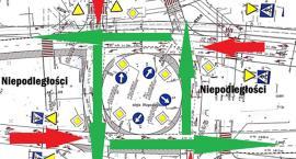Radny Olech proponuje nową organizację ruchu na feralnym skrzyżowaniu