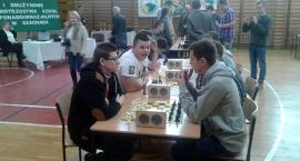 Rywalizowali przy szachownicy