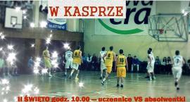 Koszykarskie emocje w Kasprze