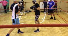 Trzeba kupić bokserski ring